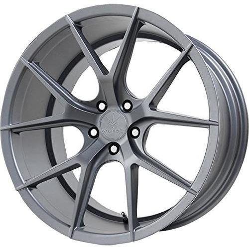 VERDE Custom Wheels Axis Wheel with Matte Graphite Finish...