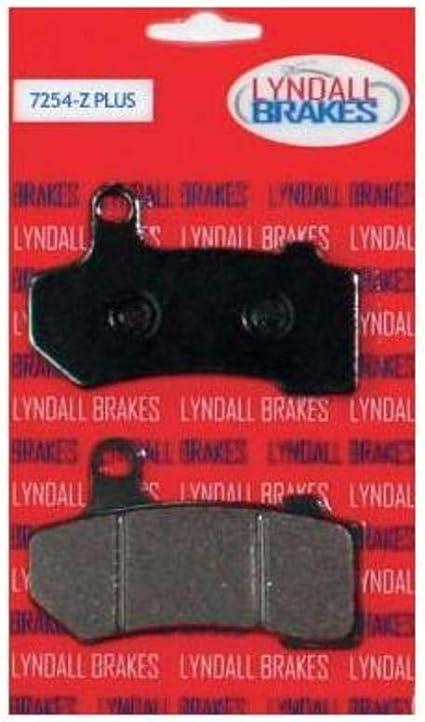 Lyndall Racing Brakes Gold Plus Rear Brake Pads 7234-GPLUS