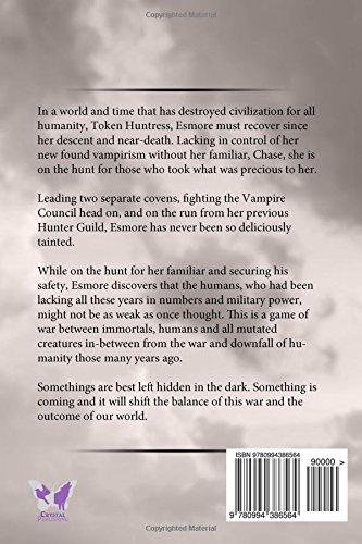 Token Wolf Token Huntress Volume 3 Kia Carrington Russell