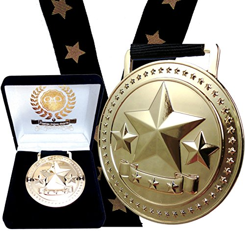 gold-award-medal-with-jewelry-gift-box