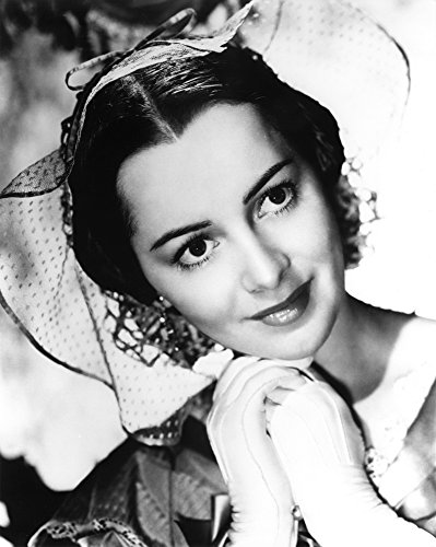 Olivia De Havilland Photography Giclee High Glossy Photo Paper Print Poster Poster