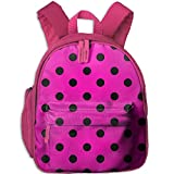 Kids Toddler Pink And Black Ba
