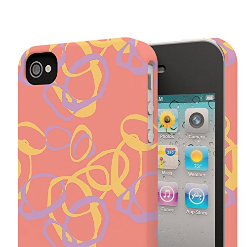 Koveru Back Cover Case for Apple iPhone 4/4S - Ladders