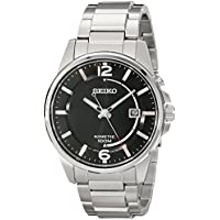 Seiko Men's Silver Watch