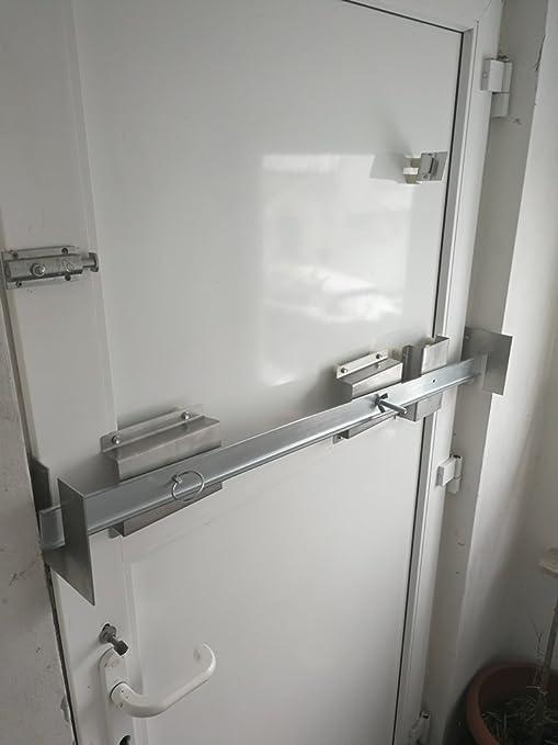 Sbarra Blindata Per La Porta Di Casa Del Corridoio Per La Porta