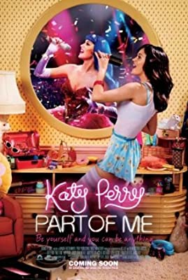 KATY PERRY: PART OF ME Movie Poster DS 27x40 - RARE