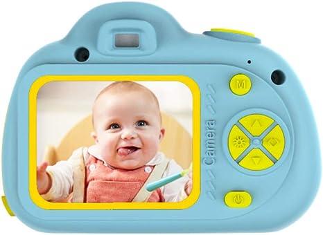 Mini cam/éscope enregistreur visuel Mignon de Jouets de Digital 1080P HD avec l/écran de 2,0 Pouces SQUAREDO Cam/éra num/érique denfants pour Les gar/çons de Filles