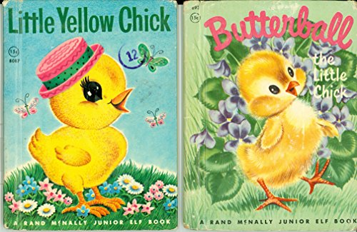 Butterball the Little Chick / Little Yellow Chick / Barney's Sand Castle / Pitty Pat the Fuzzy Cat / Circus Alphabet