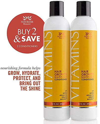 Nourish Beaute Conditioner Thickening Antioxidants
