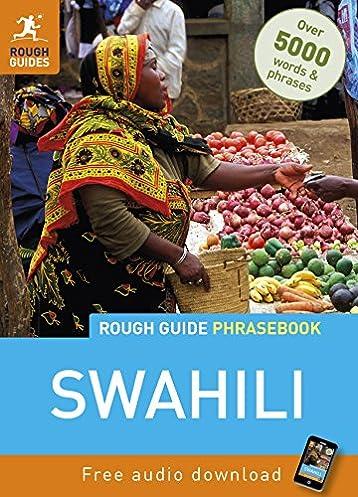 rough guide phrasebook swahili rough guides phrasebooks rough rh amazon com The Rough Guide to France The Rough Guide to France