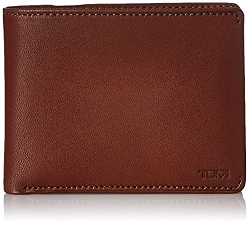 02. TUMI Men's Chambers Global Double Billfold with ID