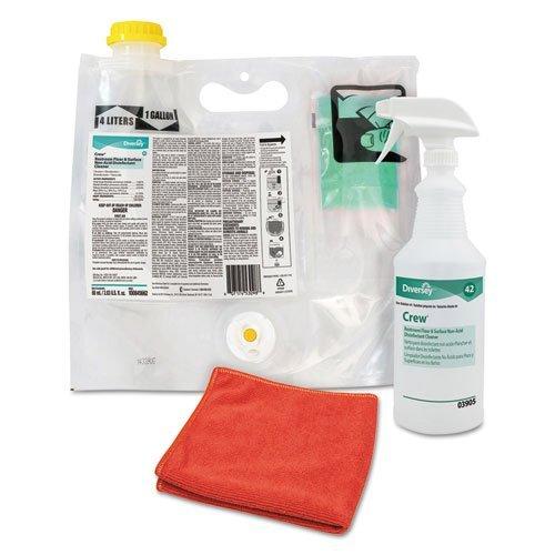 dvo100875413 – クルー化粧室non-acid Disinfectant Cleaner B018HUPERI