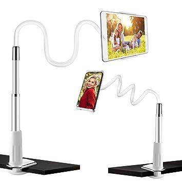 2019 Neuer Stil Universal Telefon Tablet Ständer Halterung Einstellbare Montage Clamp Für Iphone Samsung Gdeals Mikrofonstativ Unterhaltungselektronik