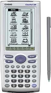 CASIO Touch-Screen Graphing Calculator - CLASSPAD330