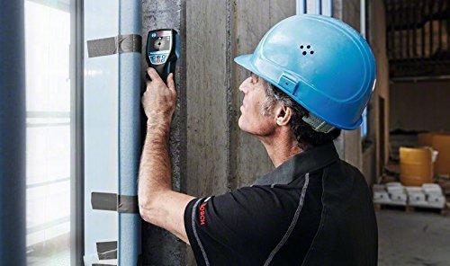 Bosch Professional 1x bater/ía de 1.5 Ah, profundidad de localizaci/ón m/áxima: 120 mm, L-BOXX Detector D-tect 120