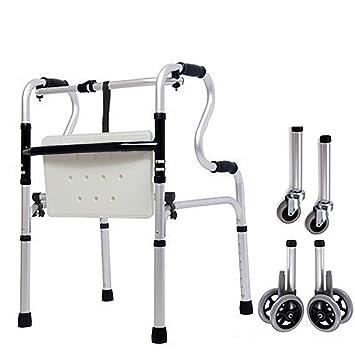 Andador,Andador Anciano,Andador Dos Ruedas,Andador Adulto,Ligero/De Aluminio