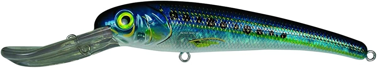 Manns T30-07 Textured Stretch 30 6oz 11 Chartreuse Fishing Lure for sale online