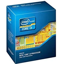 Intel Core i3-2100 Dual-Core Processor 3.1 GHz 3 MB Cache LGA 1155 - BX80623I32100 (Discontinued by Manufacturer)