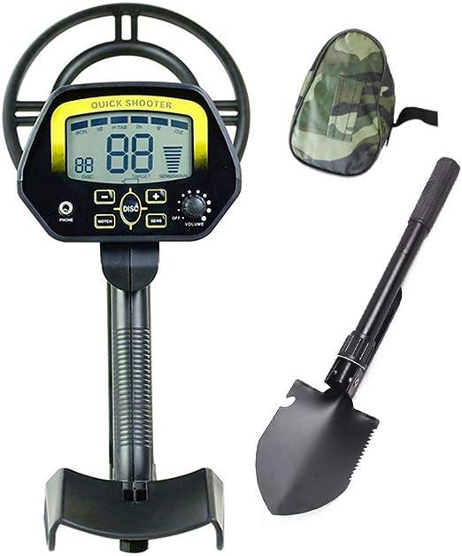 4YNAG MD-4060 Detector de Metales Subterráneo Portátil Resistente ...