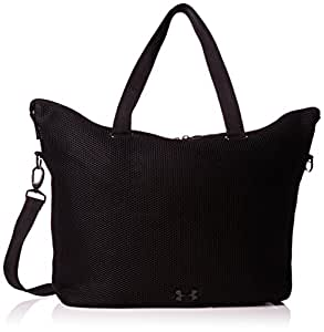 Under Armour On The Run Tote, Black (001)/Black, One Size