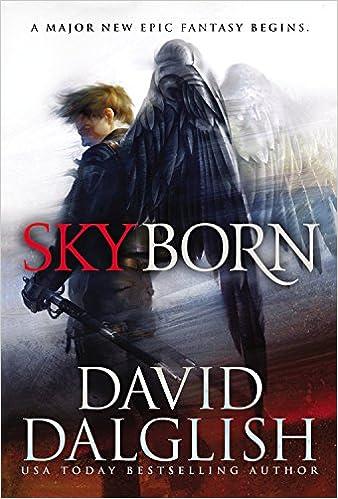 SKYBORN DAVID DALGLISH EBOOK