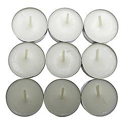 CandleNScent Unscented Tealights