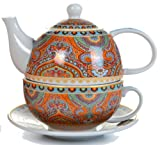 Teapot with Cup Exotic Taste Collection