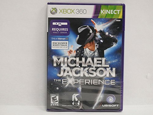 Xbox 360 Brand New Games (Michael Jackson: The Experience - Walmart Special Edition (Extra Song))