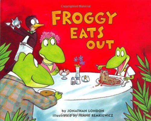 Froggy Eats Out pdf epub