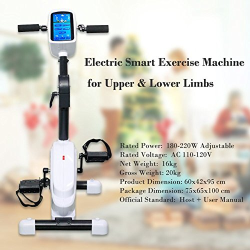 Pedal Exerciser Hs Code: Electronic Physical Therapy Rehab Training Equipment Cycle