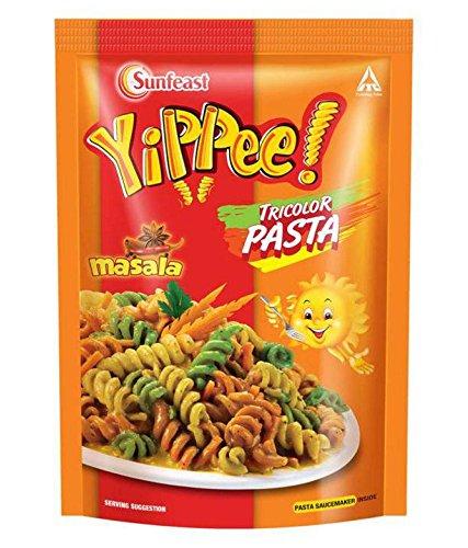 Sunfeast Yippee Masala Tricolor Pasta 70GM (Pack Of 5) (B072JGQ2WP) Amazon Price History, Amazon Price Tracker