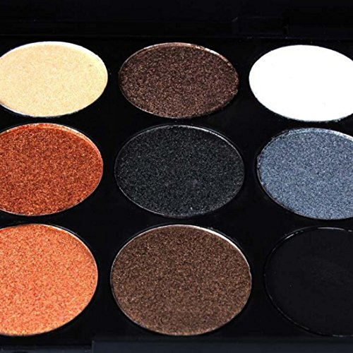 15 Color Matte Pigment Eyeshadow Palette Cosmetic Makeup Eye Shadow for women