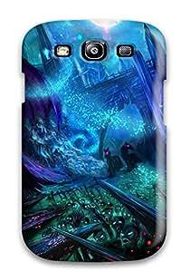 Case Cover, Fashionable Galaxy S3 Case - Battle 3149603K79941860