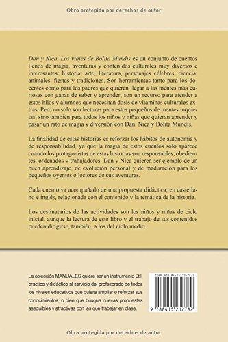 Dan y Nica. Los viajes de Bolita Mundis (Spanish Edition): Maria S. Dauder: 9788415212782: Amazon.com: Books