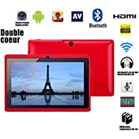 Tablet Tactile 7screen HD RAM 512Mo ROM 4Go