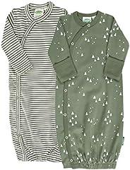 Parade Organics Kimono Gown Baby Bundle 3-Pack