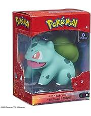 Pokemon 674 PKW2278 EA 10 cm Kanto vinylfigur-Bulbasaur, färgglad