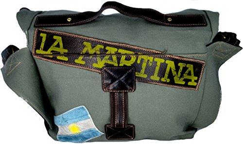 La Martina , Herren Schultertasche braun braun