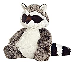 "Aurora World Sweet & Softer 12"" Rocky Raccoon"