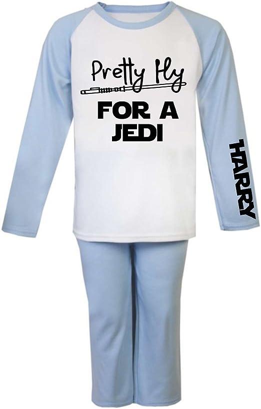Pretty Fly para un Jedi Star Wars personalizado pijama ...