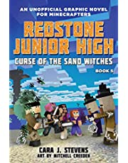 Curse of the Sand Witches: Redstone Junior High #5 (Volume 5)