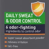 Lotrimin Daily Sweat & Odor Control Medicated Foot