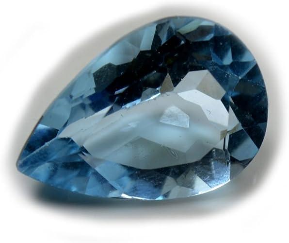 Details about  /Natural Sky Blue Topaz Pear Cut Loose Gemstone Lot 22 Pcs 5*8 MM 20 CT