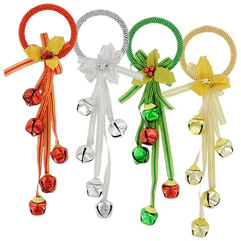 Jingle Bell Door Hanger - 9
