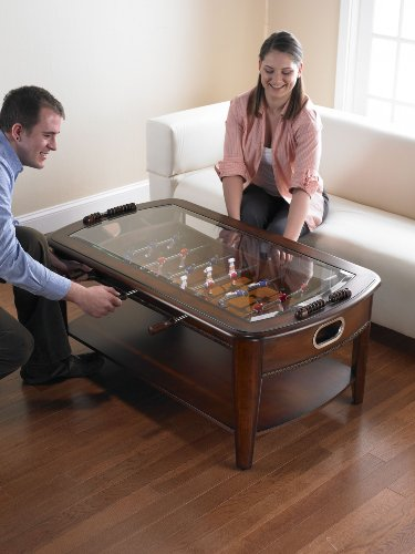 Amazoncom Chicago Gaming Signature Foosball Coffee Table Sports