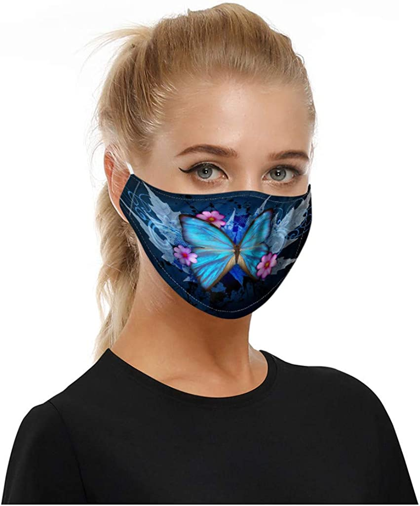 JSPOYOU Universal Dust-Proof and Smog-Washable for Adults in Europe and America