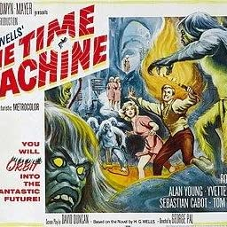 The Time Machine Deluxe Box Dvd Amazon Co Uk Rod Taylor Alan Young Yvette Mimieux Sebastian Cabot Tom Helmore Whit Bissell Doris Lloyd Bob Barran Paul Frees Josephine Powell James Skelly Paul Vogel George