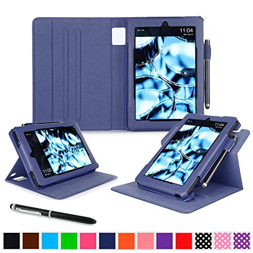 kindle-fire-hd-7-2014-case-roocase-dual-view-2014-fire-hd-7-folio-case-with-sleep-wake-smart-cover-w
