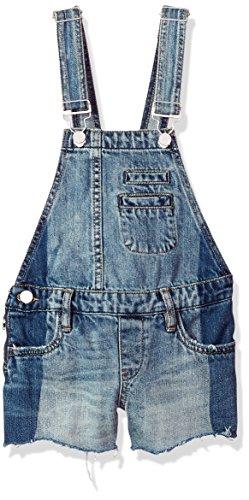 [BLANKNYC] Big Girl's Shortalls Pants, Funny Bone, 14