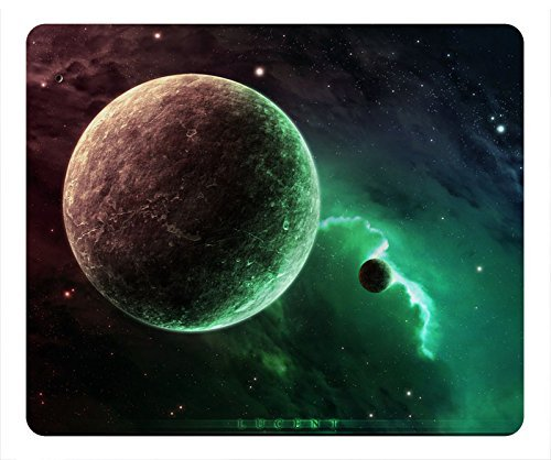 Beautiful Mysterious Nebula Design Rectangle Mouse Pad Mousepad Gaming Mouse Mat Inscrutable